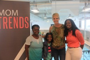 Olympian And Swim Mom Dara Torres Inspires The Next Generation